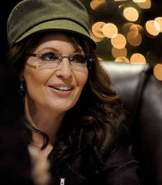 Sarah Palin / Ran for Vice Presidet on ticket with John McCain