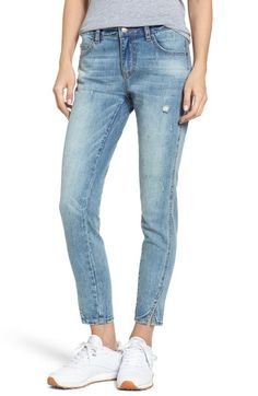 ff1caf51 EVIDNT TATE TWISTED SKINNY JEANS. #evidnt #cloth # Junior Dresses, Junior  Outfits. Junior DressesJunior OutfitsAbbot KinneyNordstrom ...