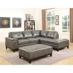 Found it at Wayfair - Lonato Chaise Sectional