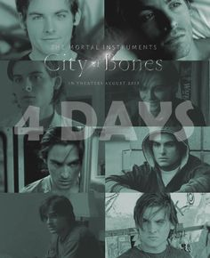City of Bones shooting countdown: 4 days // Kevin Zegers is to play Alec Lightwood