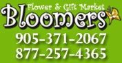 Bloomers Flower and Gift Market (Niagara Wedding - Niagara Wedding Florists) www.bloomersniagara.com