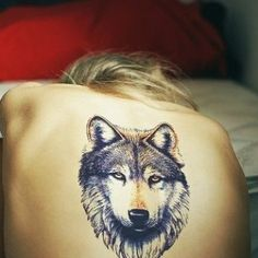 Check our website for amazing wolf tattoo designs and other tattoo ideas.