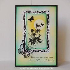 Sandma's Handmade Cards: Guest Designer at Stamping Sensations