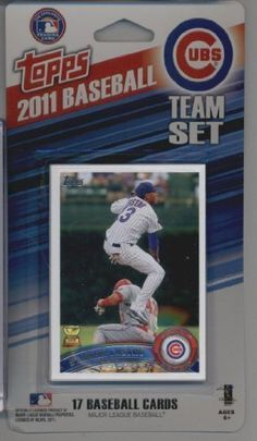 2011 Topps Limited Edition Chicago Cubs Baseball Card Team Set (17 Cards) - Not Available In Packs!! by Topps. $7.99. 2011 Topps Limited Edition Chicago Cubs Baseball Card Team Set (17 Cards) - Not Available In Packs!!