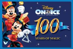 i would love to see disney on ice!!!
