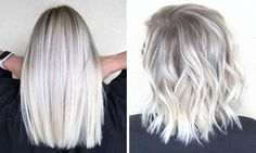 Want To Go Platinum Blonde- Here's How To Do It Without Destroying Your Hair