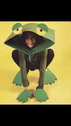 Frog Costume, Frosch Kostüm