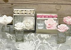Bomboniere profumate per lasciare un bellissimo ricordo del vostro matrimonio
