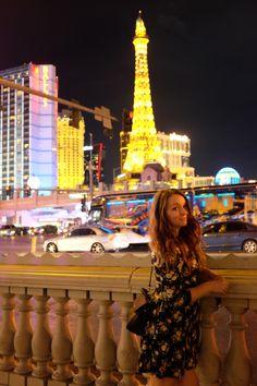 Vegas. OOTD. OOTN. Travel. Las Vegas. The Strip. ✨