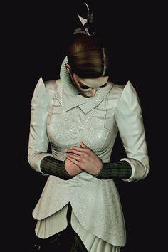 Deus Ex Universe, Dresses, Fashion, Vestidos, Moda, Fashion Styles, Dress, Fashion Illustrations, Gown