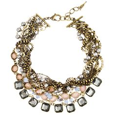 Multi-Strand Signature Torsade Necklace 30% off! A low price of $131.00 starting Thursday at 5:00 PM going through Sunday at 8:50 PM PST