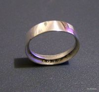 How To Make A Silver Ring From A Quarter - Blind Pig & The Acorn