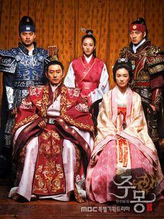 The Family Portrait - Jumong at KoreanHistoricalDramas.com