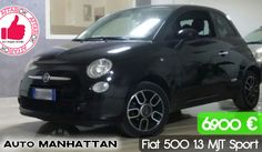 Fiat 500 1.3 MJT Da Auto Manhattan http://affariok.blogspot.it/2016/02/fiat-500-13-mjt-da-auto-manhattan.html