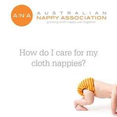 Standardised, industry best practice washing instructions for cloth nappies developed by the Australian Nappy Association: www.australiannappyassociation.org.au/how-do-i-care-for-my-cloth-nappies/ #clothnappies #washing