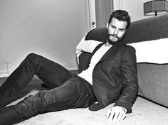 I love at ease Jamie looks here!! Laid back and sexy as sin in Variety Magazine!! everythingjamiedornan.com