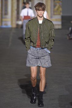 Kris Van Assche 2015 Men's RTW Spring Collection