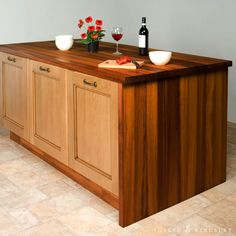 Oak Kitchen Worktops, Oak Kitchens, Oak Cabinets, Work Tops, Solid Oak, Storage, Inspiration, Furniture, Home Decor