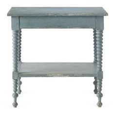 Check out this item at One Kings Lane! Bobbin Side Table 31x22x30 $1700