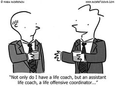 The start of a great strategy! #lifecoaching #comic