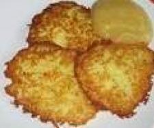 Rezept Kartoffelpuffer mit Apfelkompott von Charlot1960 - Rezept der Kategorie Backen herzhaft