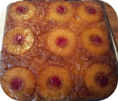Apple Upside-Down Biscuit Cake | Recipe | Biscuit Cake, Biscuits and ...