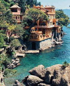 Dreaming of summer ~ Portofino, Italy Photo: Congrats! Founders: - Best Places to Visit X Places Around The World, The Places Youll Go, Places To Visit, Italy Vacation, Italy Travel, Vacation Spots, Wonderful Places, Beautiful Places, Beautiful Beautiful