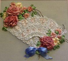 Gallery.ru / Фото #16 - Моя вышивка лентами 3 - pskov-sveta
