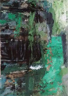 Kleines Naturfragment 1, 2015, 20 x 14 cm