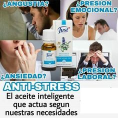 Just Argentina, Aromatherapy Oils, Essential Oils, Stress, Personal Care, Health, Tips, Mariana, Anti Stress