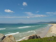 Praia do Mozambique - Florianopolis - Brazil