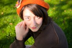 Model Eryka Amber at Tom McCall Park in Portland.