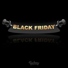 Black Friday ribbon