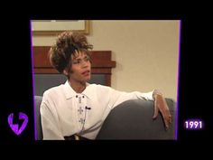 Whitney Houston: On Becoming a Singer