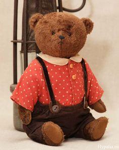 Teddy bear|Hypatia