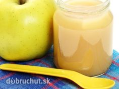 Jablková výživa Russian Recipes, Food To Make, Food And Drink, Pudding, Polish, Homemade, Canning, Desserts, Tailgate Desserts