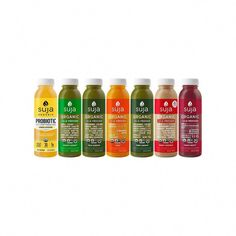 Suja Classic Fresh Start Organic Cold Pressed Juice - fl oz Bottles The Effective Pict Detox Juice Recipes, Detox Drinks, Detox Juices, Cleanse Recipes, Kale Recipes, Smoothie Recipes, Pulp Recipe, Liver Detox Diet, Juicing Benefits