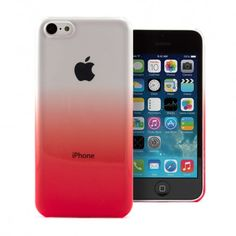 Proporta ninetysix iPhone 5C Case - Red Dip Dye