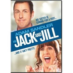 Jack and Jill...Need it for my Adam Sandler collection