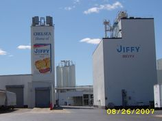 The Jiffy Factory~ Chelsea, MI.