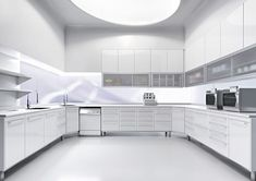 Dental surgery and laboratory furniture Clinic Interior Design, Spa Interior, Clinic Design, Design Clinique, Boutique Bio, Dental Cabinet, Dental Office Decor, Dental Laboratory, Dental Office Design