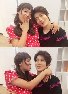 Donghyuck and Jaehyun #SMROOKIES