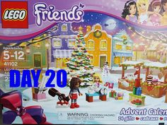 LEGO Friends 2015 Advent Calendar set #41102 Day 20