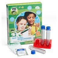 PBS Kids Test Tube Explorers