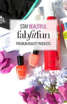 This is more than just a beauty box. Discover FabFitFun's seasonal box of premium, full-size beauty products like eyeshadows, lotions, perfumes, lipsticks, and more! Save money on cosmetic samples and start your beauty overhaul with FabFitFun today!