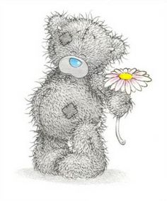 рисунок медвежонка тедди - Поиск в Google