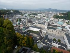 https://flic.kr/p/8V6art | Salzburg from Hohensalzburg Castle
