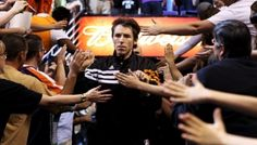 A triple-threat of athletes in their late NFL's Peyton Manning, the MLB's R. Dickey and the NBA 's Steve Nash —have all put up historic numbers in their respective . Mba Basketball, Ring Of Honor, Phoenix Suns, Peyton Manning, San Antonio Spurs, Club, View Photos, Sports, Legends