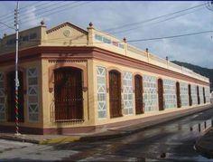 Pueblo de Ocumare de la Costa de Oro