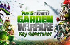 We present Plants vs. Zombies Garden Warfare – Keygen Tool.This program is very easy to use, everyone can very easily generate your individual code. The application includes the official keys to the game. We tested this generator personally.Gives you 100% satisfaction.